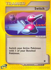 Switch - 157/165 - Common