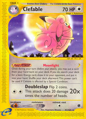 Clefable - 41/165 - Rare