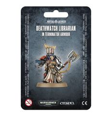 DEATHWATCH LIBRARIAN /TERMINATOR ARMOUR