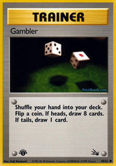 Gambler - 60/62 - Common - 1st Edition