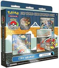 2016 Pokémon TCG World Championships Deck - Cody Walinski Ninja Blitz Deck