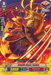 Stealth Beast, Foxfire - G-TCB02/050EN - C