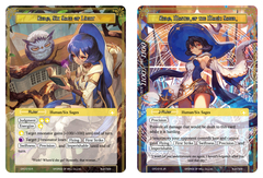 Zero, Six Sage of Light // Zero, Master of the Magic Saber - CFC-015J - R - Textured Foil