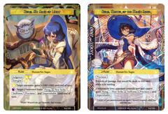 Zero, Six Sage of Light // Zero, Master of the Magic Saber - CFC-015J - R - Super Foil