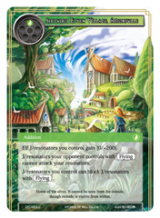Secluded Elven Village, Amonsulle - CFC-063 - U - Foil