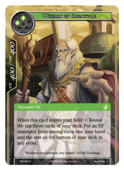 Wiseman of Amonsulle - CFC-067 - C