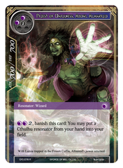 Priest of Darkness, Abdul Alhazred - CFC-076 - R - Foil