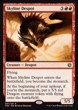 Skyline Despot - Foil
