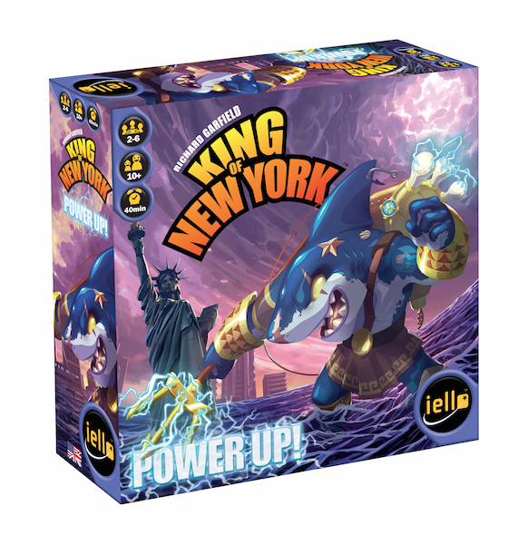 King of New York - Power Up!