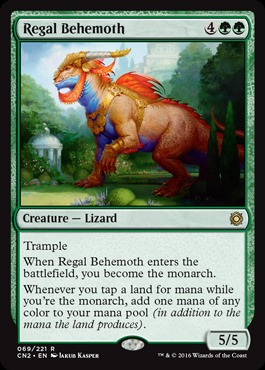 Regal Behemoth - Foil