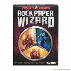 Dungeons & Dragons - Rock Paper Wizard
