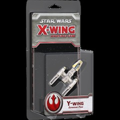 Star Wars X-Wing - Y-Wing Expansion Pack