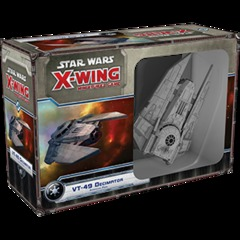 Star Wars: X-Wing - VT-49 Decimator Expansion Pack