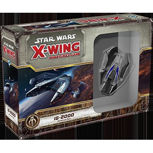 Star Wars X-Wing - IG-2000 Expansion Pack