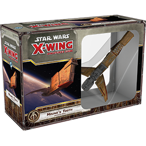 Star Wars X-Wing - Hounds Tooth Expansion Pack