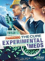 ZMG7150 Pandemic: The Cure - Experimental Meds
