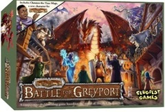 Red Dragon Inn - Battle for Greyport Deck Building Game