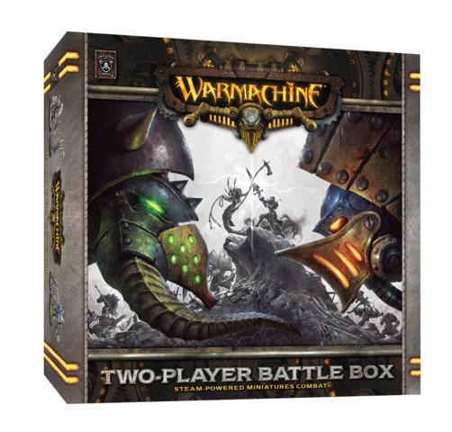 WARMACHINE Two Player Battle Box (MK III)