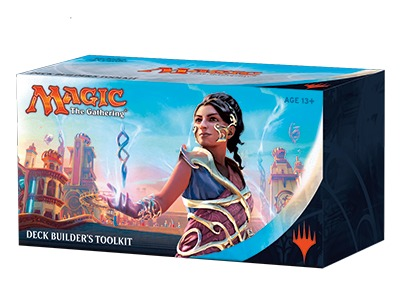 Kaladesh Deck Builders Toolkit
