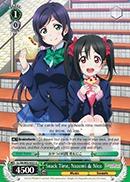 Snack Time, Nozomi & Nico - LL/EN-W02-E023 - U