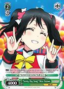 Sunny Day Song Nico Yazawa - LL/EN-W02-E049 - C