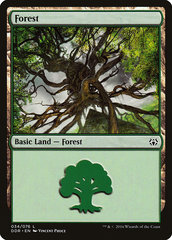 Forest (34) on Channel Fireball