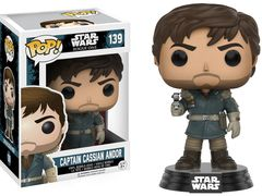 Star Wars Series - #139 - Captain Cassian Andor (Star Wars: Rogue One)