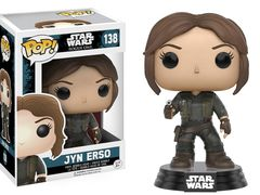 Star Wars Series - #138 - Jyn Erso (Star Wars: Rogue One)
