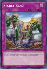 Secret Blast - MP16-EN104 - Common - 1st Edition