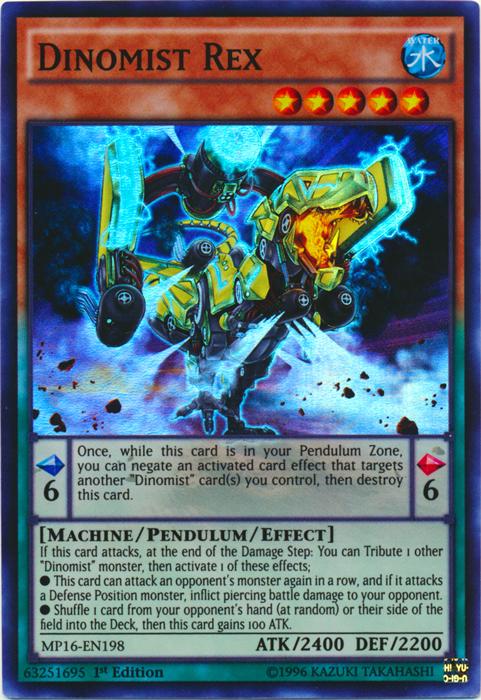 MP16-EN207-1st EDITION DESKBOT 008 3 X YU-GI-OH CARD