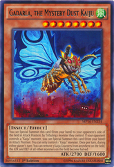 Gadarla, the Mystery Dust Kaiju - MP16-EN234 - Rare - 1st Edition on Channel Fireball