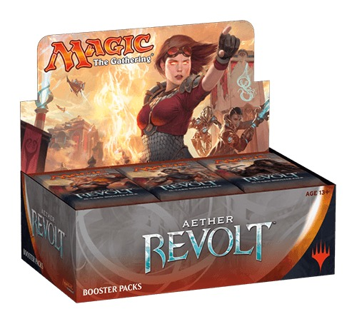 Aether Revolt Booster Box (36 packs)