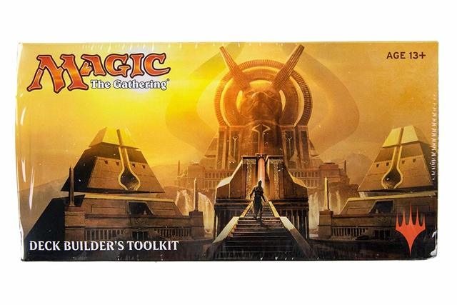Amonkhet Deck Builders Toolkit
