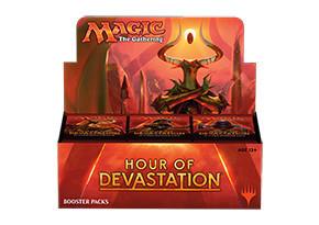 Hour of Devastation Booster Box - English