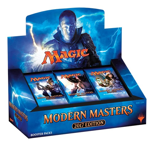MTG 2017 Modern Masters Booster Box - TCG