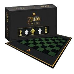 The Legend of Zelda Chess: Collector's Edition