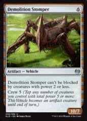 Demolition Stomper - Foil (KLD)