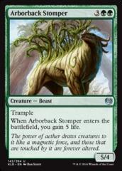 Arborback Stomper on Channel Fireball