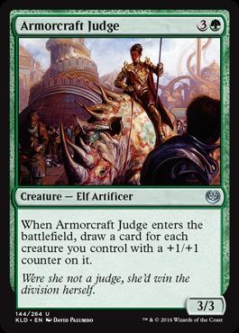 Armorcraft Judge - Foil