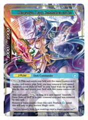 Mercurius, Wizard of the Water Star - SDL3-007 // Mercurius, Dark Commander of Ice - SDL3-007 J - R