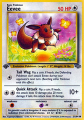 Eevee - 51/64 - Common - 1st Edition
