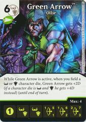 Green Arrow - Ollie (Die & Card Combo)
