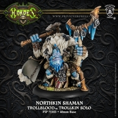 The Sage's Shoppe - Northkin Shaman - Trollkin Solo