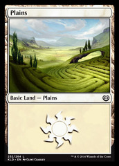 Plains - Foil (252)(KLD)