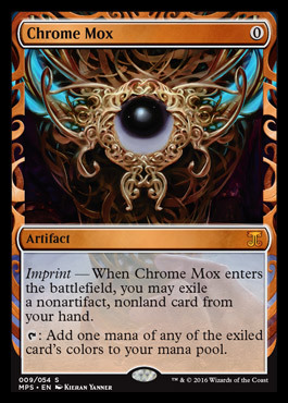 Chrome Mox - Foil