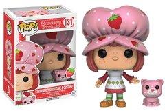 Animation Series - #131 - Strawberry Shortcake & Custard (Strawberry Shortcake)