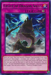 Castle of Dragon Souls - DPRP-EN031 - Rare - 1st Edition