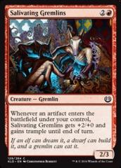Salivating Gremlins - Foil