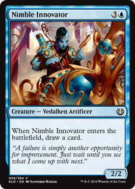 Nimble Innovator