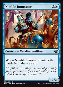 Nimble Innovator - Foil